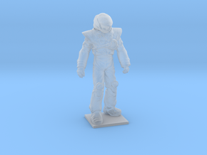 1/20 Macross Pilot in Space Suit in Frosted Ultra Detail