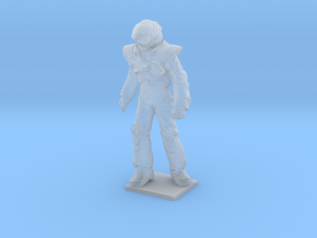 1/60 Macross Pilot in Space Suit in Frosted Ultra Detail