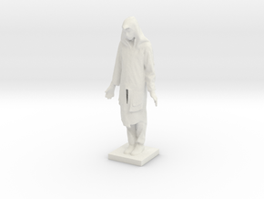 Printle C Homme 718 - 1/32 in White Strong & Flexible
