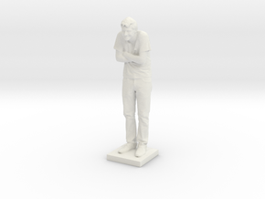 Printle C Homme 716 - 1/24 in White Strong & Flexible