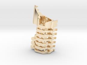 KR Ahsoka Shoto - Part2 CC in 14k Gold Plated Brass