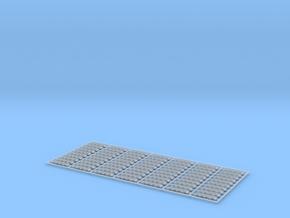Ketten für den Pistenbully von Schuco 1:87 in Smooth Fine Detail Plastic