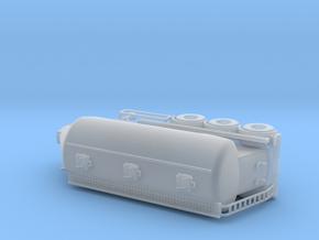 HO 1/87 Feldbinder Grain-Sugar Tanker in Frosted Ultra Detail