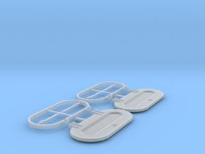 Schott Typ-J in 1:40 (2 Stück) in Smooth Fine Detail Plastic