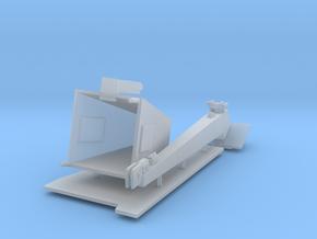 1/144 Burke Crane - Square in Smooth Fine Detail Plastic