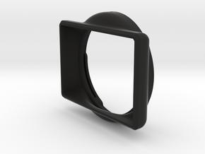 CV 35mm f2.5 II  Ultra Compact Hood in Black Strong & Flexible