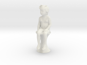Printle C Kid 085 - 1/24 - wob in White Strong & Flexible