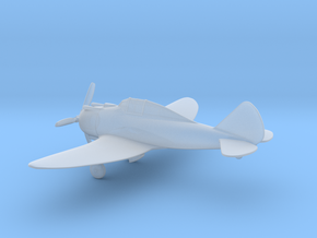 Republic EP-1 / Seversky P-35 in Smooth Fine Detail Plastic: 1:144