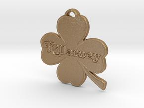 Killarney in Matte Gold Steel: Medium