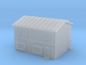 House 3 in Smooth Fine Detail Plastic