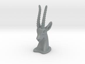 Gazelle in Polished Metallic Plastic