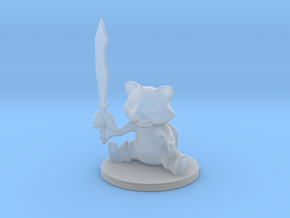 UnicornCat warrior in Smooth Fine Detail Plastic