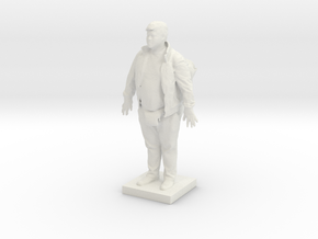 Printle C Homme 572 - 1/24 in White Strong & Flexible