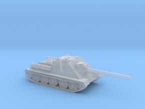 SU-85 tank (Russia) 1/144 in Smooth Fine Detail Plastic