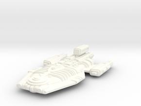 Mallkorrian Dreadnought in White Processed Versatile Plastic