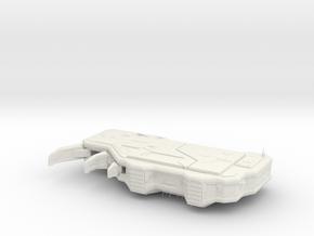 Taiidan Flagship in White Natural Versatile Plastic