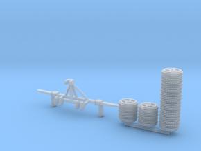 H0 1:87 Cambridgewalze für Frontanbau in Smooth Fine Detail Plastic