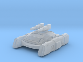 Enforcer Hover Tank in Smooth Fine Detail Plastic