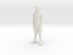 Printle C Kid 092 - 1/24 - wob in White Natural Versatile Plastic