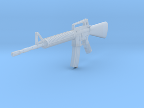 M16A2 1:16 scale in Frosted Ultra Detail