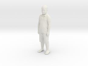 Printle C Kid 093 - 1/24 - wob in White Natural Versatile Plastic