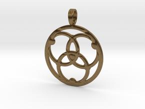 SPIRIT SOUL in Natural Bronze
