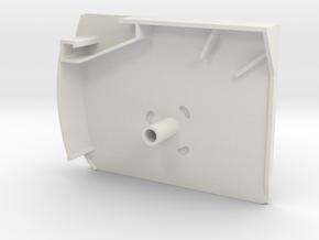 Silhouette Parts BC345 L in White Natural Versatile Plastic