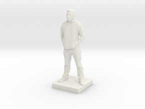 Printle C Homme 610 - 1/35 in White Natural Versatile Plastic