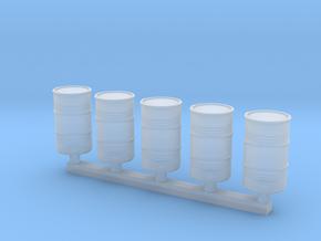 TJ-H02013x5 - Futs 113l à ouverture totale in Smooth Fine Detail Plastic