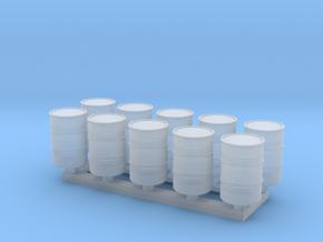 TJ-H02014x10 - Futs 223l ouverture totale in Smooth Fine Detail Plastic