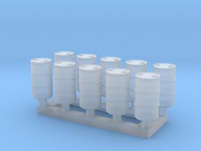 TJ-Z2016x10 - Futs 60l a bondes in Smoothest Fine Detail Plastic