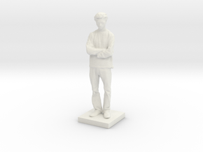 Printle C Homme 585 - 1/48 in White Strong & Flexible