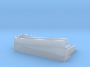 1/400 Passenger Boarding Ramps - 8mm in Smooth Fine Detail Plastic
