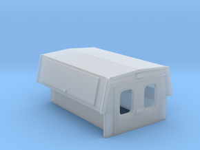 Utility Enclosure RPS Truck Bed 1-87 HO Scale in Smooth Fine Detail Plastic