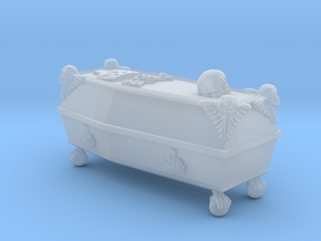 Imperial COFFIN 28mm RPG prop  in Smooth Fine Detail Plastic