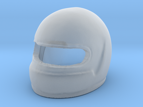 1/12 Helmet in Smooth Fine Detail Plastic