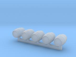 TJ-H02020x5 - Tonneaux 50l in Smooth Fine Detail Plastic
