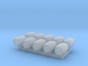 TJ-Z2020x10 - Tonneaux 50l in Smoothest Fine Detail Plastic