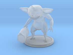 Goblin Zombie in Smooth Fine Detail Plastic