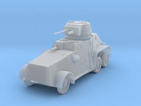 PV183C Pantserwagen M-38 (1/87) in Smooth Fine Detail Plastic