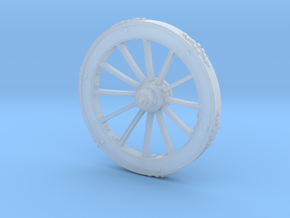 BM00 Bavarian Manson Big Wheel in Smooth Fine Detail Plastic