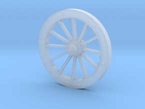 BM04.4 Bavarian Manson Limber  Wheel in Smooth Fine Detail Plastic
