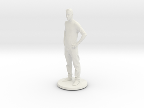 Printle C Homme 498 - 1/32 in White Natural Versatile Plastic