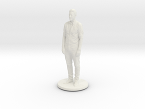 Printle C Homme 485 - 1/32 in White Natural Versatile Plastic