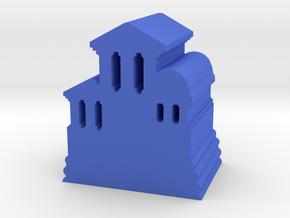 Game Piece, Atlantis, Merfolk City in Blue Processed Versatile Plastic