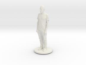 Printle C Homme 474 - 1/64 in White Natural Versatile Plastic