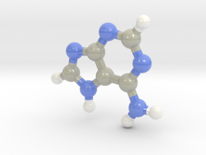Adenine (A) in Coated Full Color Sandstone
