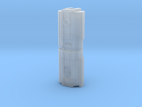 Docking Bay - Barrel Thing, 1:72 in Smooth Fine Detail Plastic