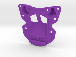 Vortex 250 • Frame protection and feet in Purple Processed Versatile Plastic