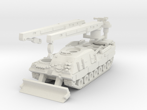 MG144-G05 Bergepanzer 3 Buffel ARV in White Strong & Flexible
